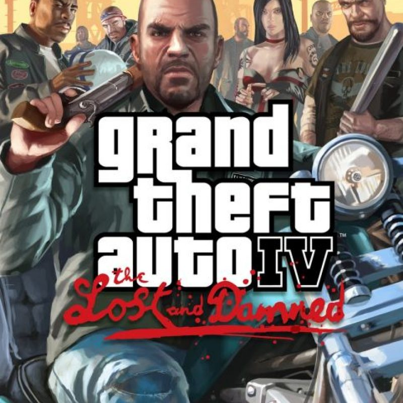 Grand Theft Auto IV: The Lost and Damned (2009). Foto: Rockstar Games