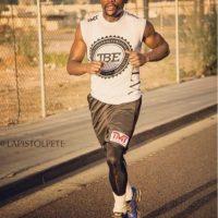 """Aunque el ligero """"sobrepeso"""" es normal a estas alturas de su entrenamiento Foto:Vía instagram.com/floydmayweather"""