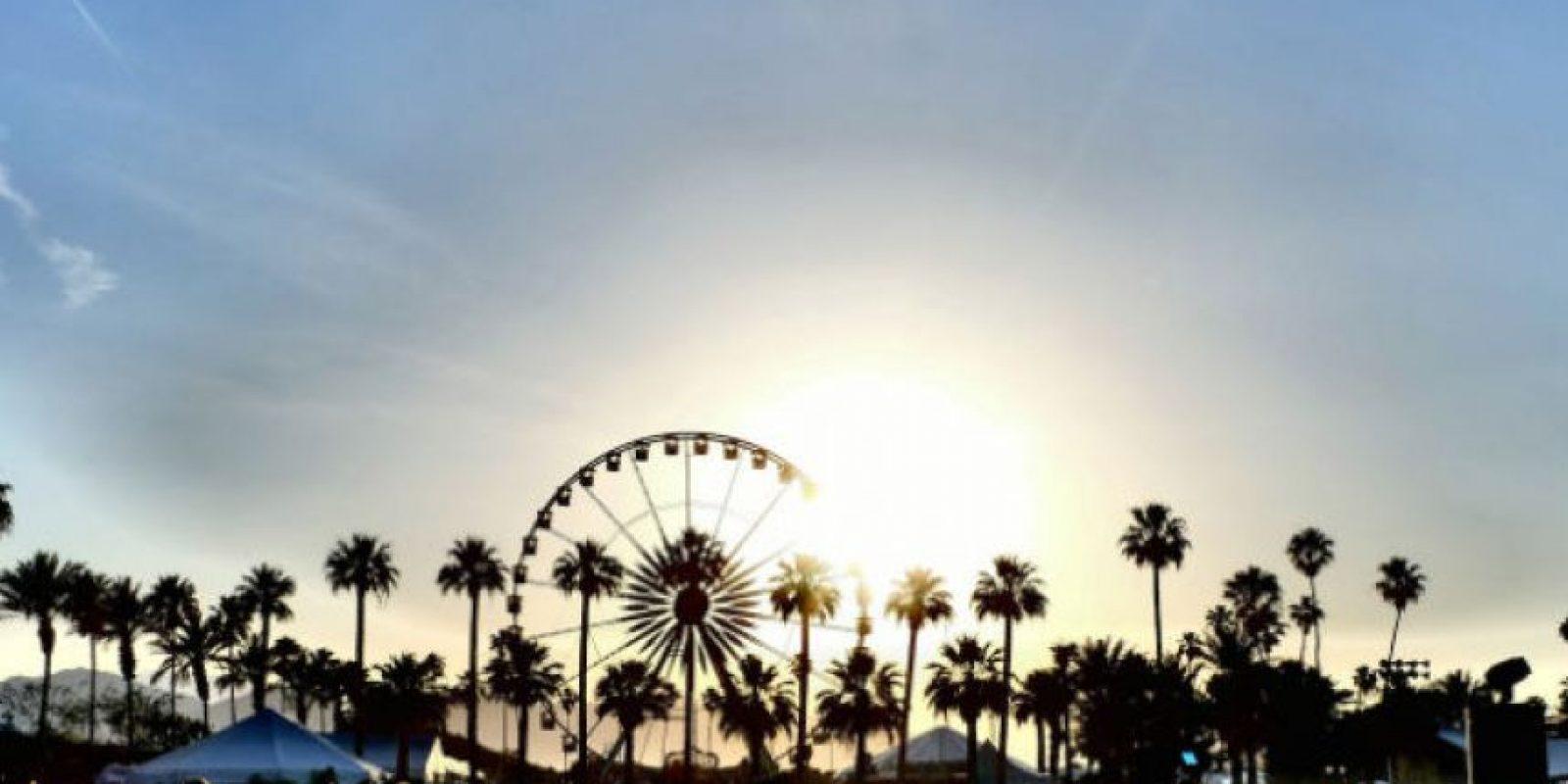 El festival celebrado en Indio, California, es considerado por los críticos y asistentes como uno de los mejores y más grandes del mundo. Foto:Getty Images