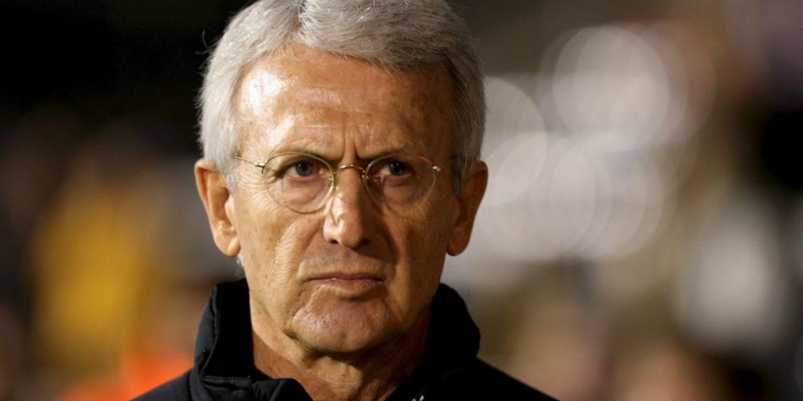 El español de 62 años es el actual DT de la Selección de Canadá Foto:Getty Images