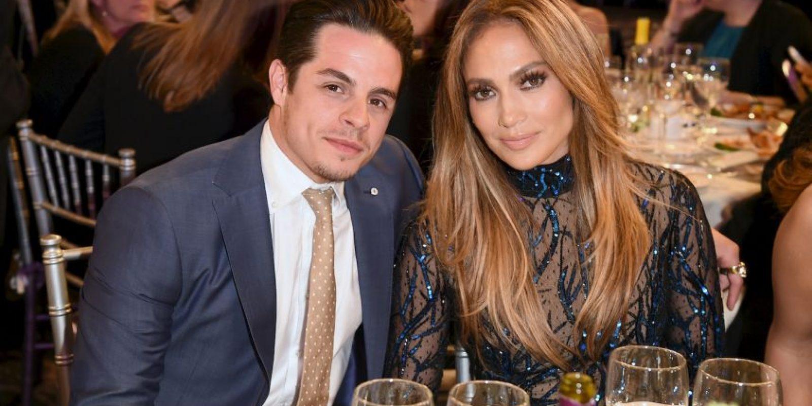 Se cree que ambos pudieron haber fingido su ruptura. Foto:Getty Images