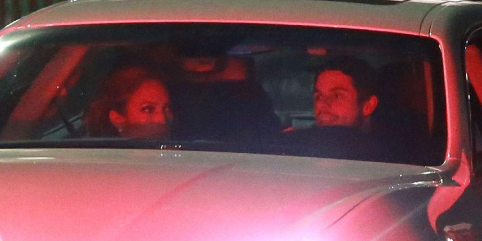 Ambos continúan negando su relación Foto:Grosby Group