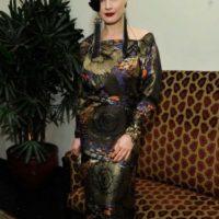 Dita Von Teese es la reina. Foto:Getty Images