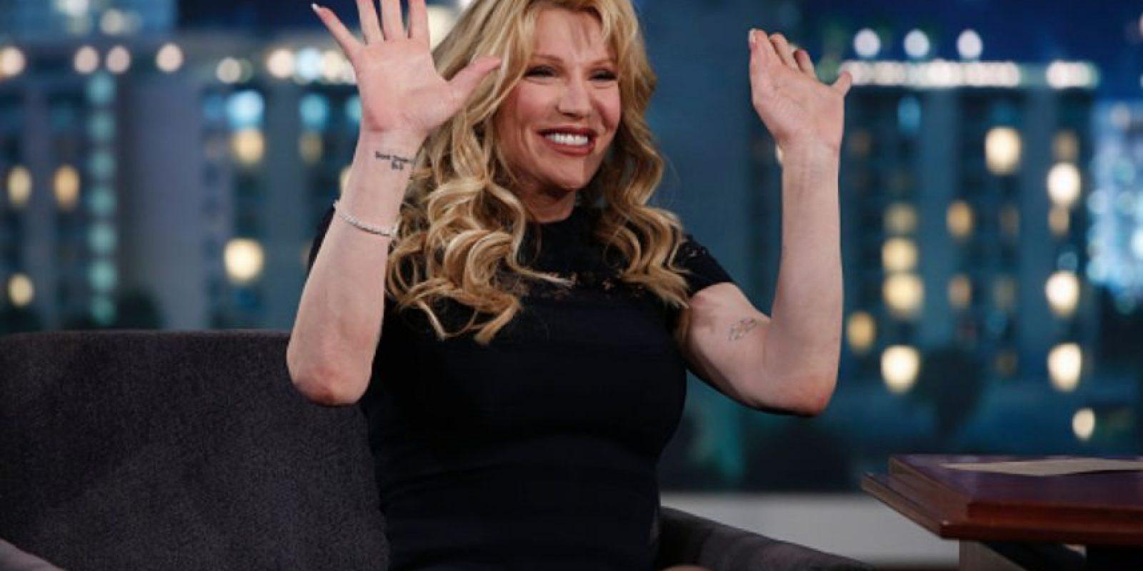También por sus fuertes opiniones. Es recordado lo que le hizo a Madonna en los VMA´s en 1996. Foto:vía Getty Images