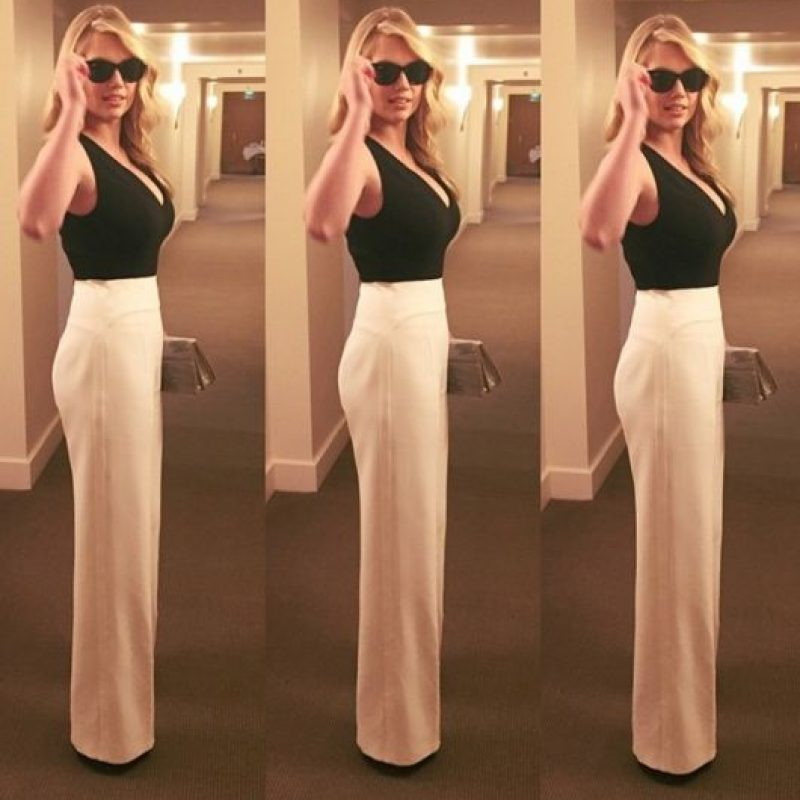 """En 2008, Kate Upton acudió a un casting en Miami para la """"Elite Model Management"""", siendo contratada ese mismo día Foto:Vía instagram.com/kateupton"""