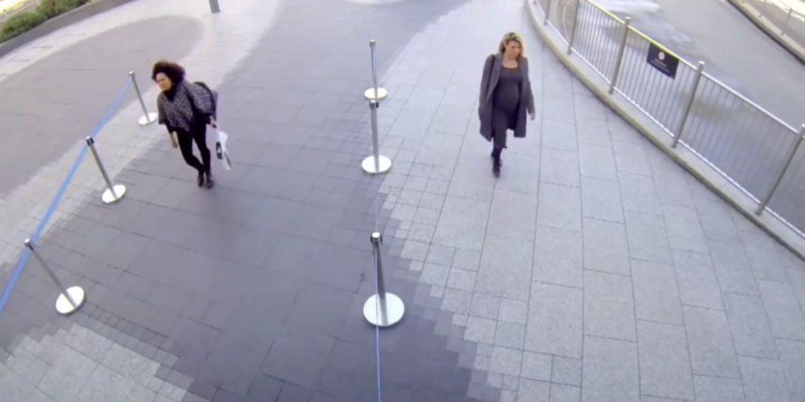 Esto hace parte de la campaña de Dove para empoderar a las mujeres. Foto:vía Youtube/Dove