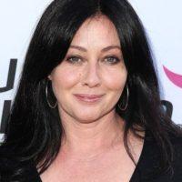 """Desde ahí ha sido conductora de programas mediocres y retomó su papel en """"Beverly Hills"""", pero no volvió a hacer nada importante por su carácter. Foto:vía Getty Images"""