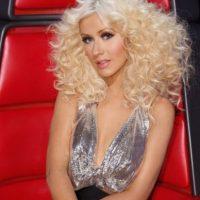 """Pero no hay que ser tan dramáticas: Christina logró superarlo. Ganó otro Grammy, aparecerá en una serie de televisión y ha sido jurado en """"The Voice"""". Foto:vía Getty Images"""