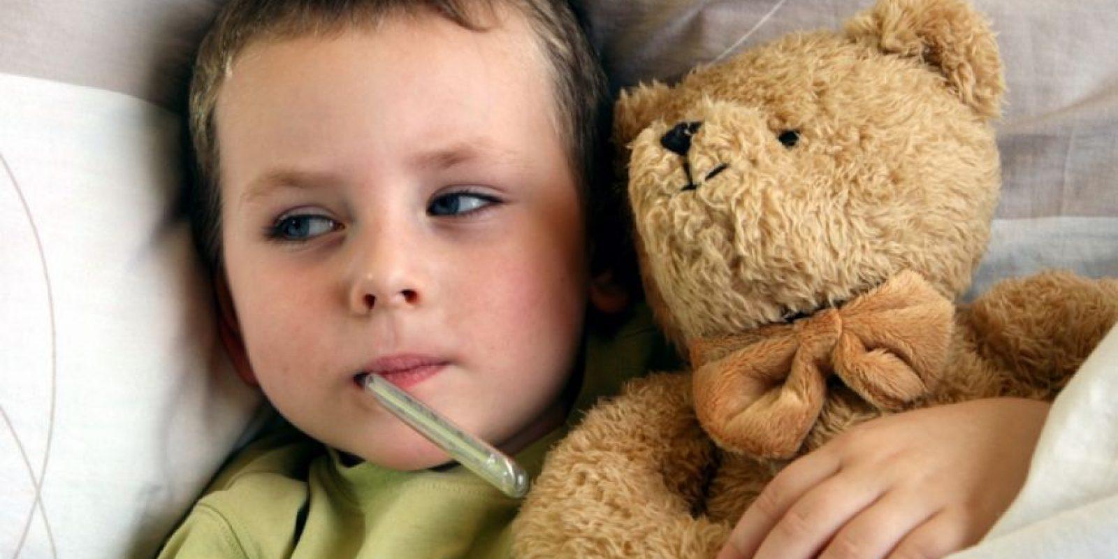 """Al día siguiente de observar el episodio de """"Urgencias"""", de la """"BBC"""" de Inglaterra, llevó a su hijo al médico. Foto:Pixabay"""