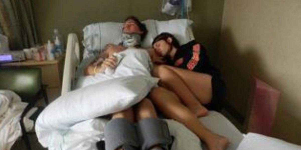 VIDEO: Mujer rehusó desconectar a su marido y este despertó del coma