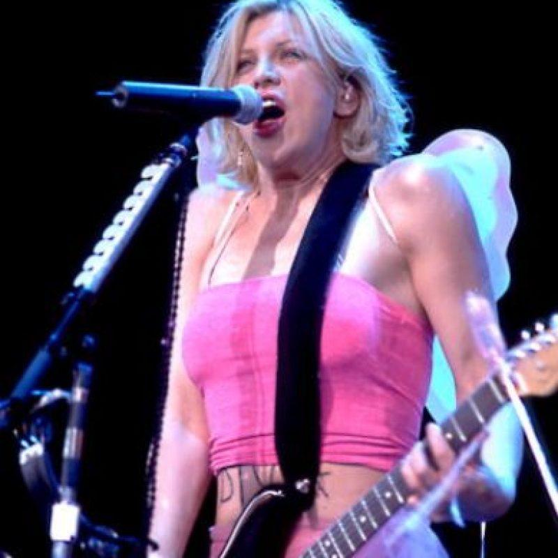 Pero a finales de los 90 la banda se disolvió. Foto:vía Getty Images