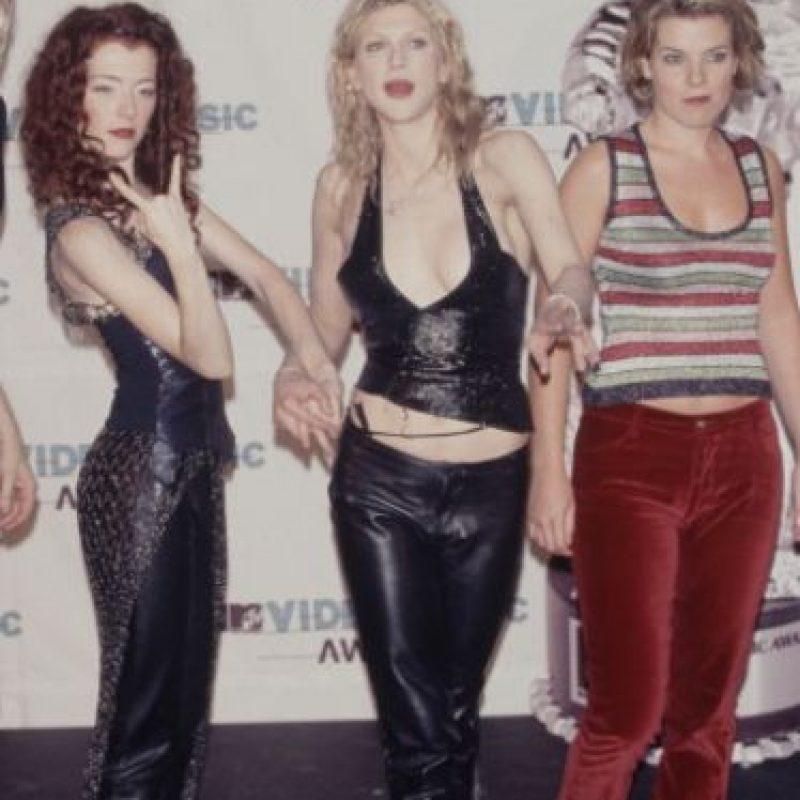 """De ahí vienen canciones tan populares como """"Celebrity Skin"""" o """"Malibu"""". Foto:vía Getty Images"""