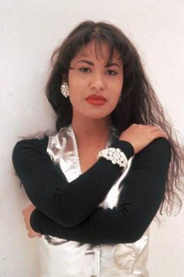 Ocupaba los primeros lugares de ventas de discos en su género Foto:Vía facebook.com/selenalaleyenda