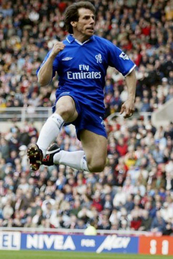 Gianfranco Zola Foto:Getty Images