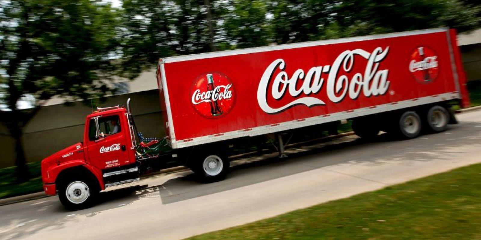 Se venden más de tres mil 500 variedades de productos propiedad de la compañía alrededor del mundo Foto:Getty Images