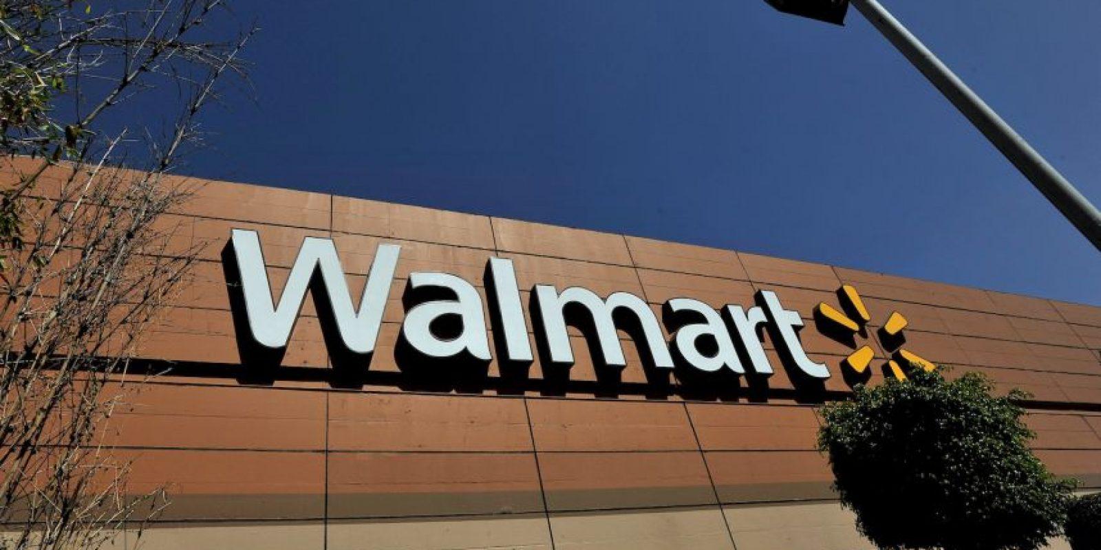 Walmart es una de las empresas más importantes de Estados Unidos, con 1.3 millones de trabajadores en aquel país Foto:Getty Images