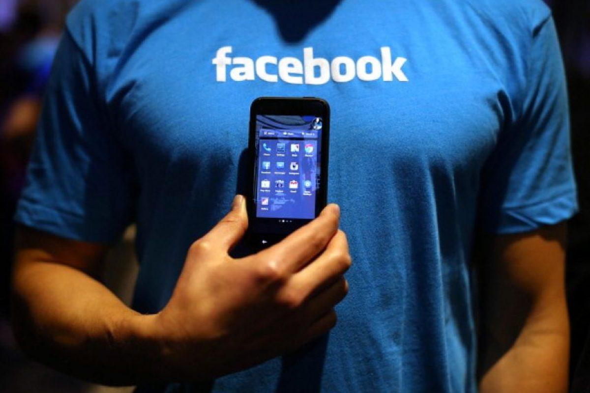 Facebook tuvo 890 millones de usuarios activos en diciembre de 2014 Foto:Getty Images