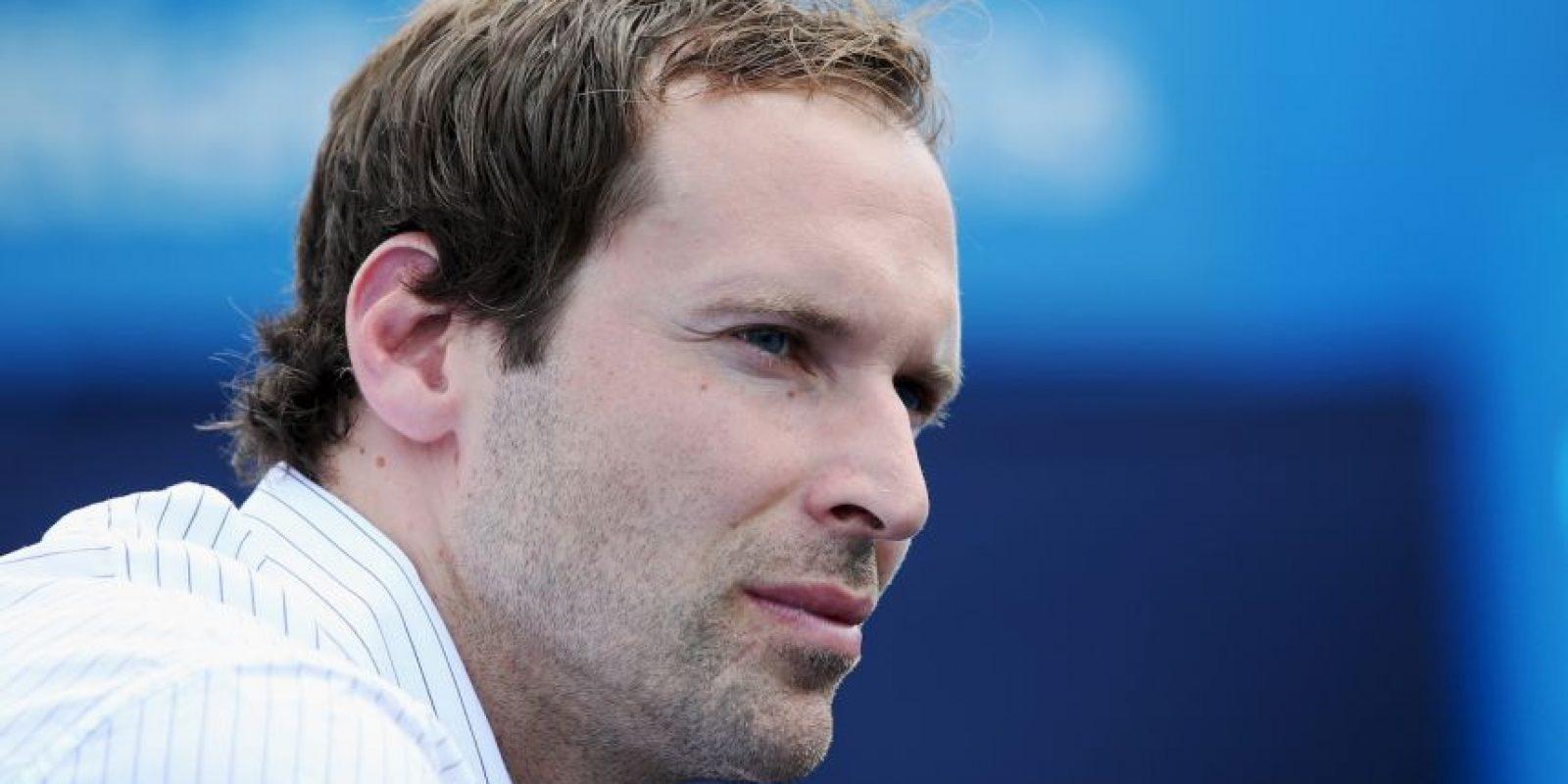 Petr Cech es un arquero checo que juega en el Chelsea de Inglaterra. Tiene 32 años. Foto:Getty Images