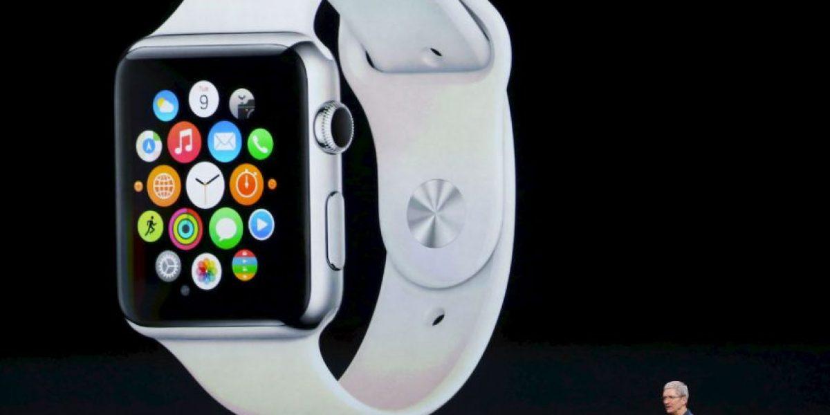 Apple Watch se agotó en menos de seis horas
