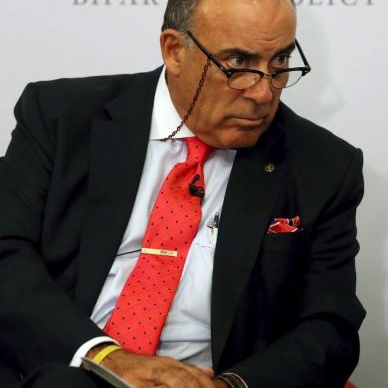 Muhtar Kent, CEO de Coca-Cola Company – Cumbre Empresarial de las Américas Foto:Getty Images
