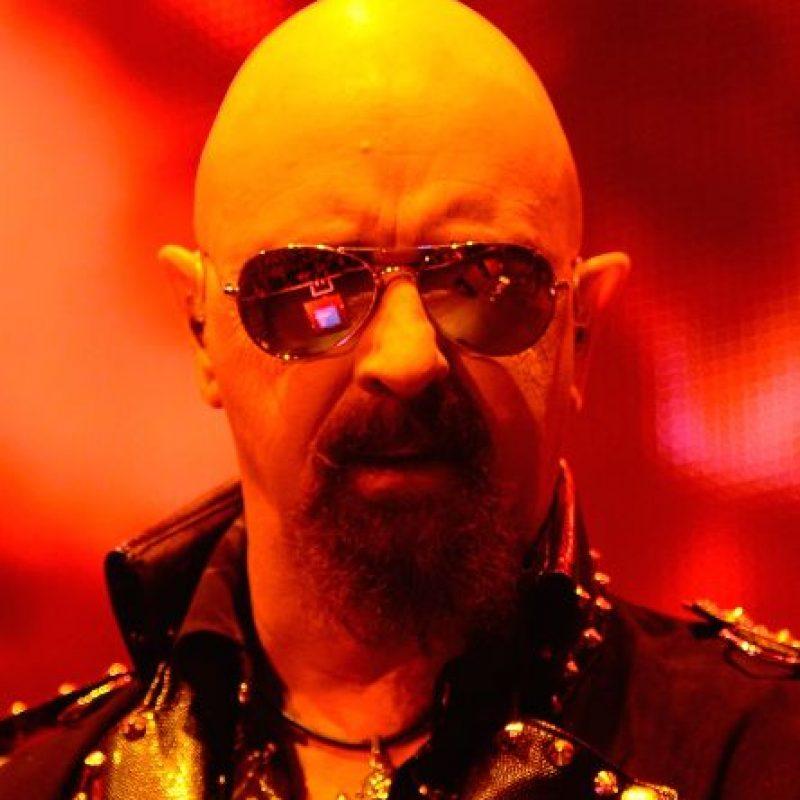 Rod Halford es un vocalista británico de heavy metal Foto:Getty Images