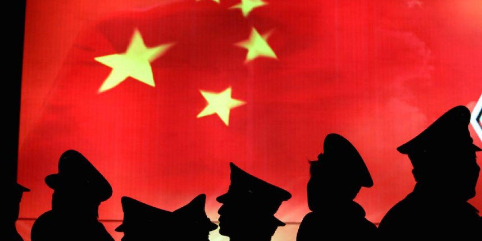 Trolls de China. Foto:Getty Images