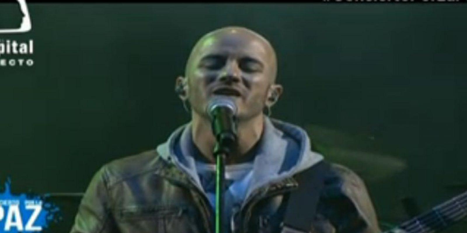 Este concierto esta siendo transmitido por Canal Capital desde las 3 de la tarde Foto:Captura de pantalla Streaming concierto