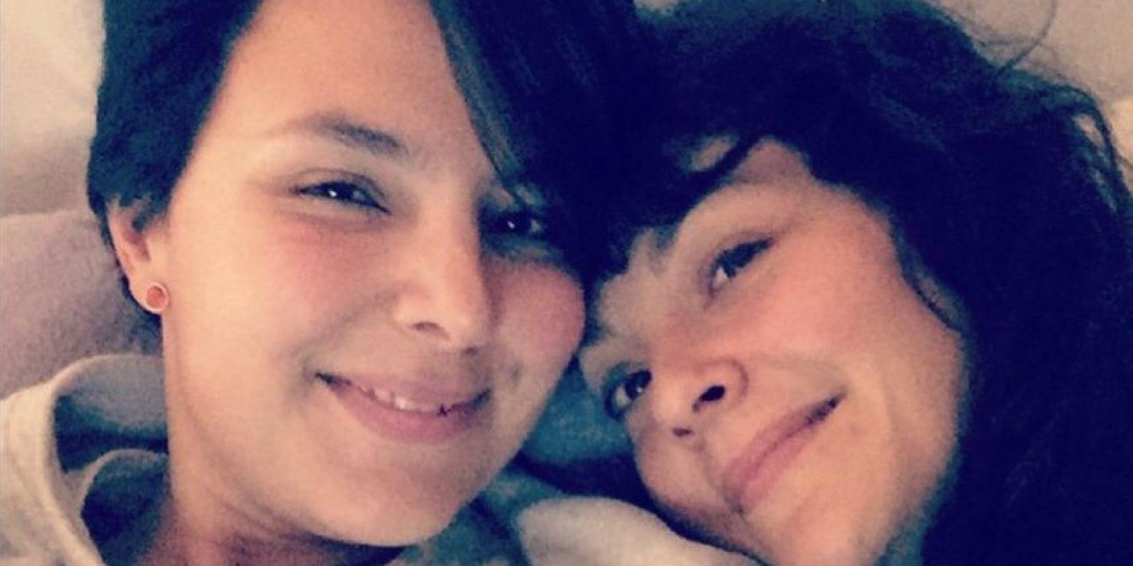 Sylvana Gómez y Carolina Gómez
