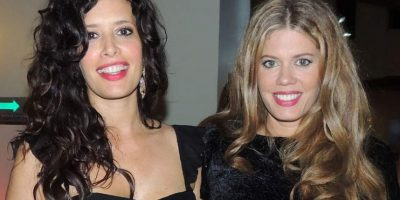 Angie Cepeda y Lorna Cepeda