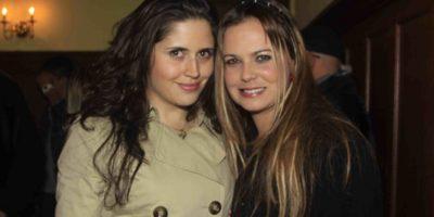 Carolina Sabino y Lina Luna.