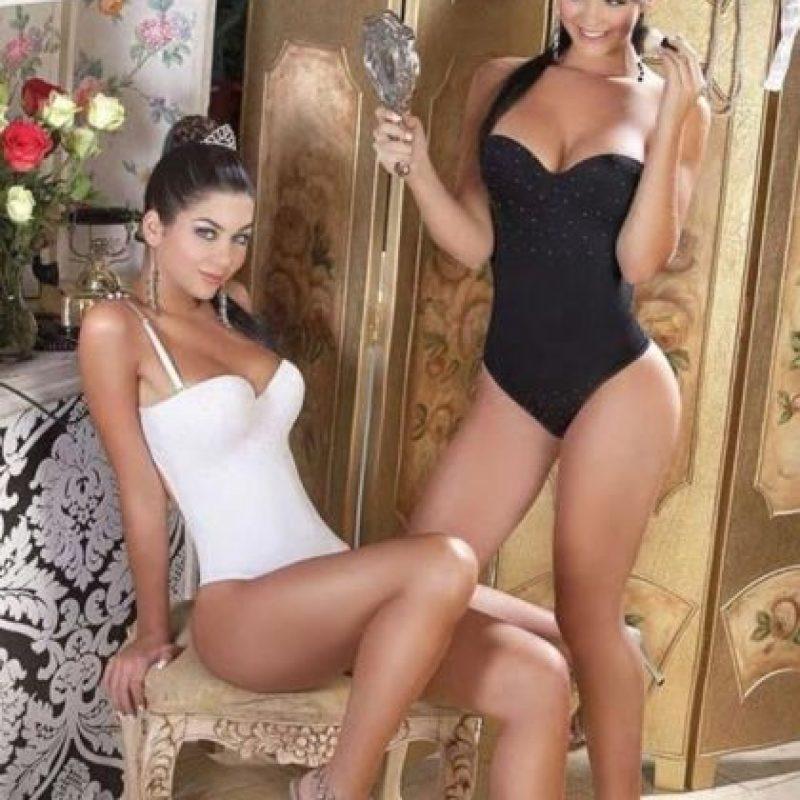 Mariana Dávalos y Camila Dávalos