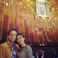 Comenzaron su relación hace dos años. Foto:Vía Instagram.com/anahiofficial
