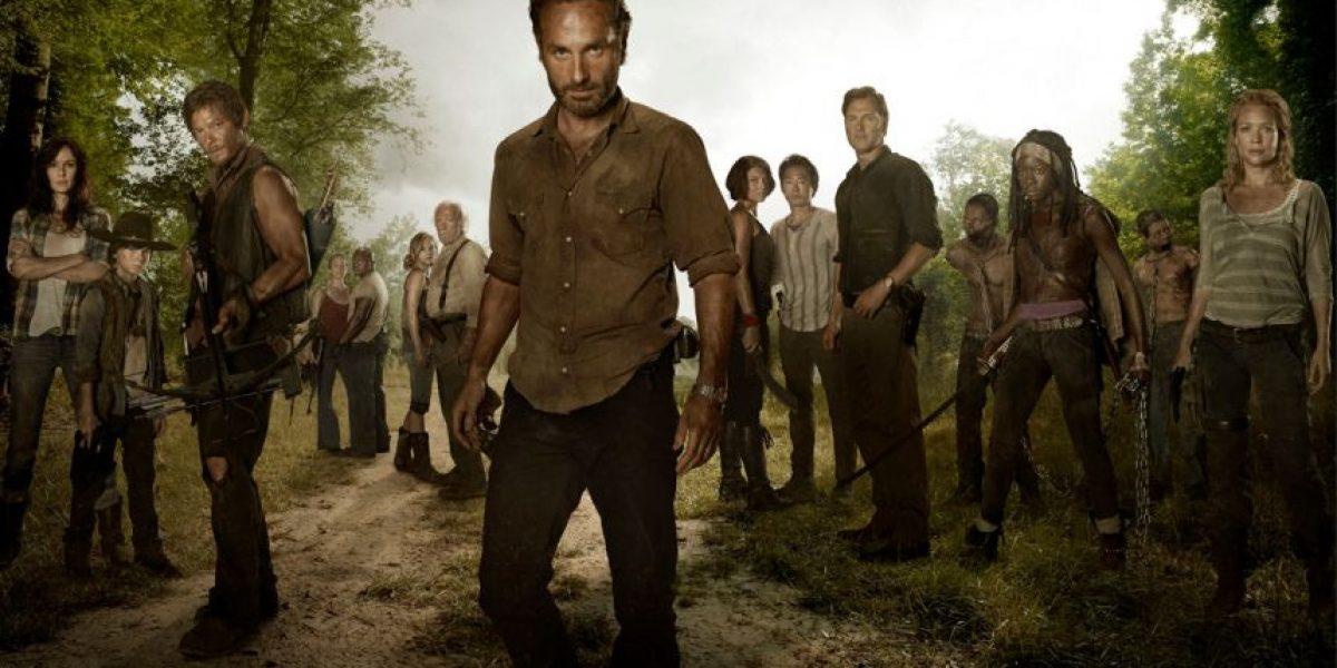 The Walking Dead bate récords de rating con su quinta temporada