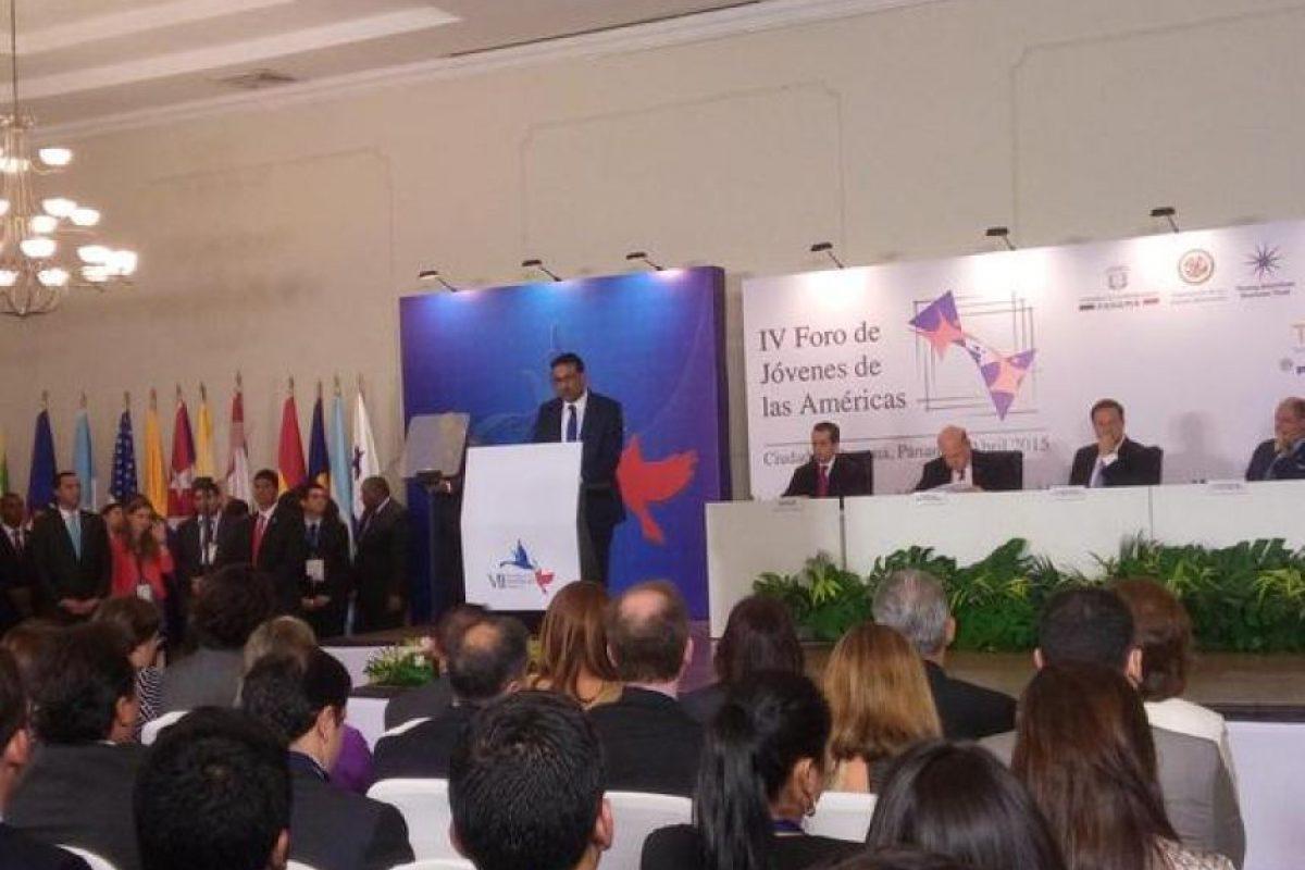6. Laxman Narasimhan, CEO de PepsiCo para América Latina Foto:Twitter.com/CancilleriaPma