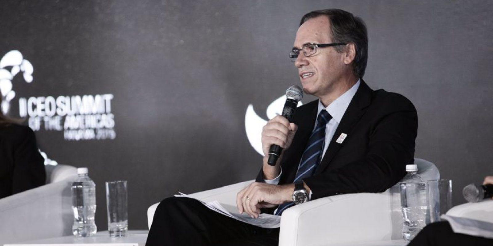 4. Enrique Ostalé – CEO de Walmart para América Latina Foto:Cumbreempresarialdelasamericas.com