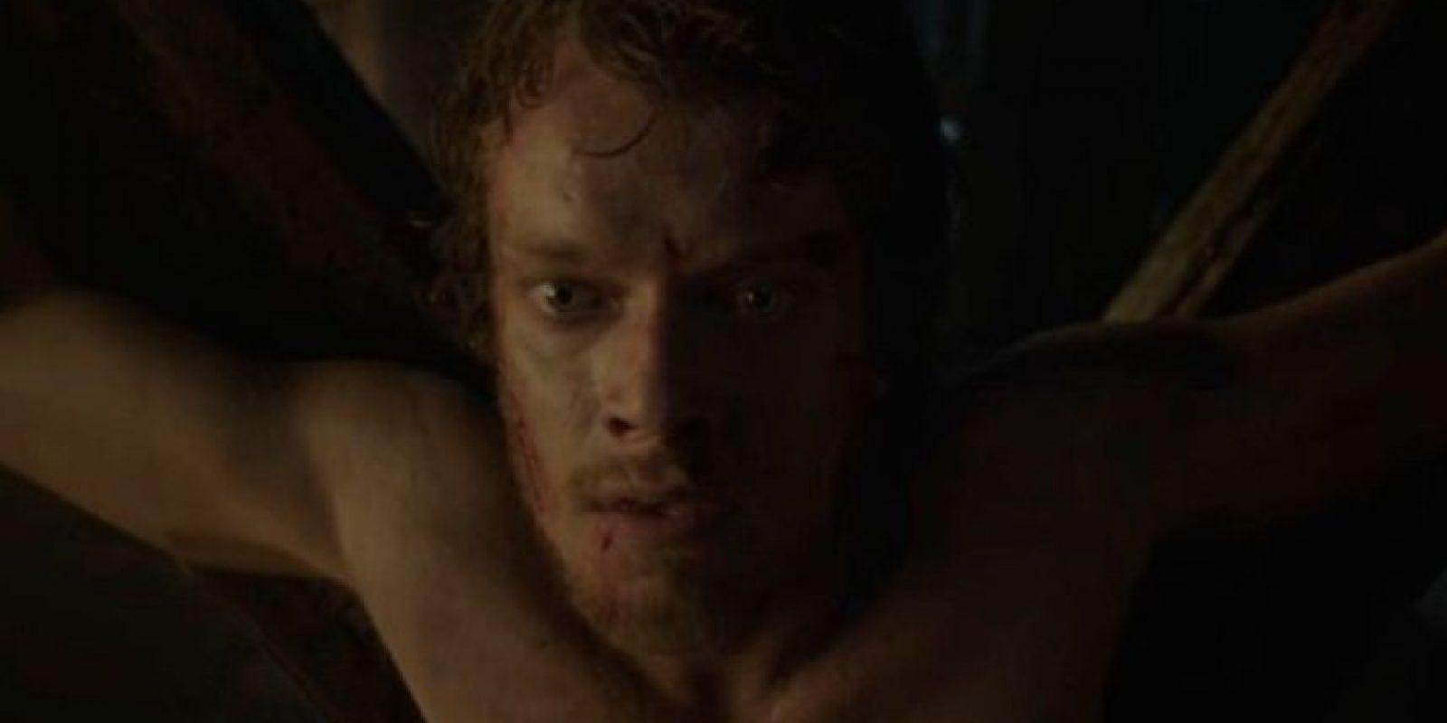 ¿Theon Greyjoy recibirá el golpe final siendo prisionero de los Bolton? Foto:HBO