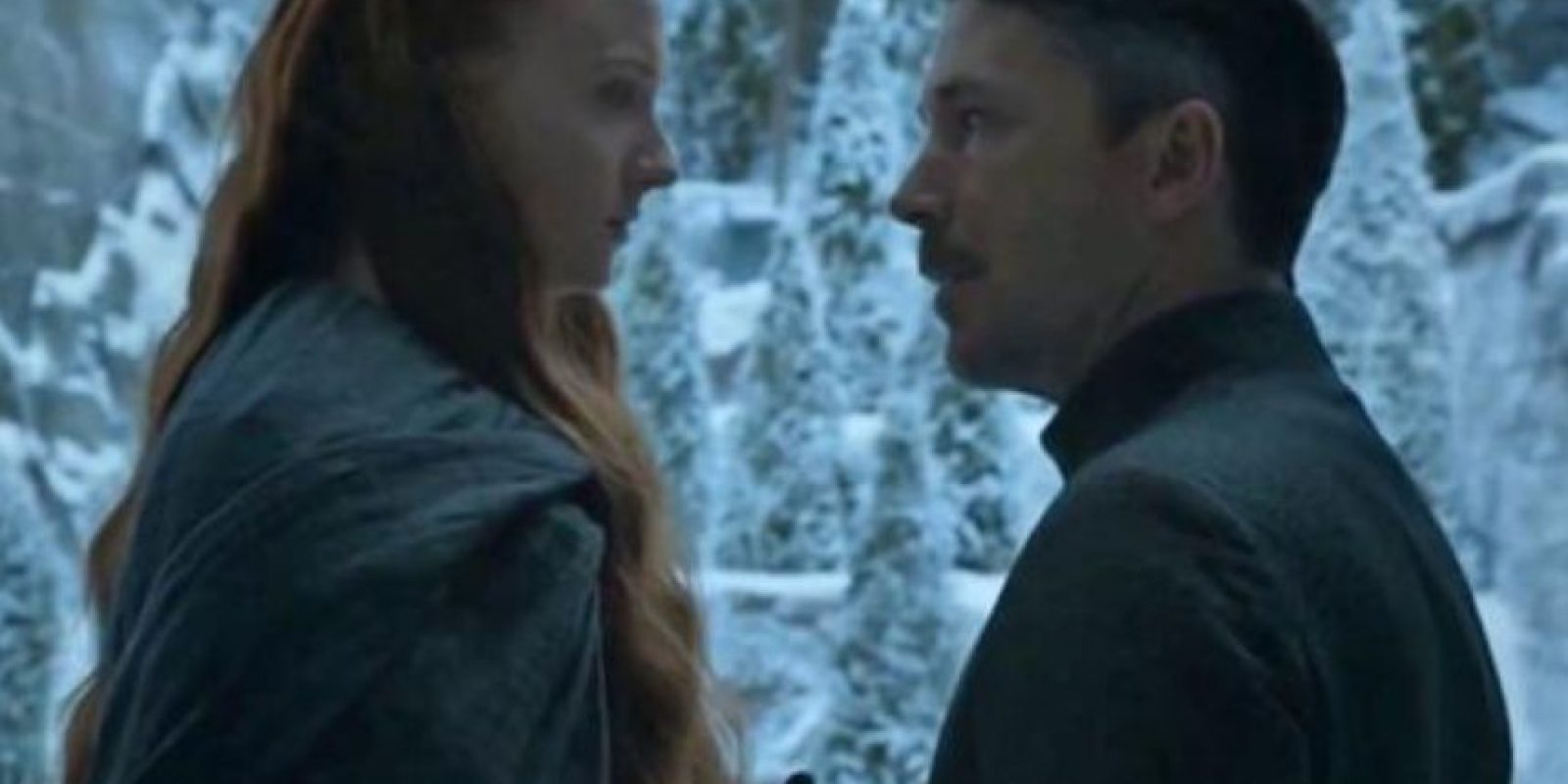 """Petyr Baelish, por cobarde y manipulador. Si hay maestros de la intriga más """"cool"""" el único es Varys. Foto:HBO"""