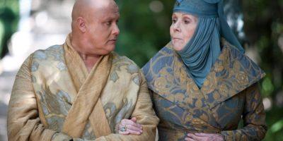 Varys es uno de los mejores intrigantes de Westeros, pero también odiado por ello. Foto:HBO