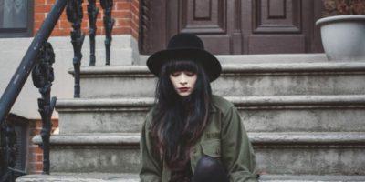 NO se puede olvidar este sombrero. Foto:vía Pinterest