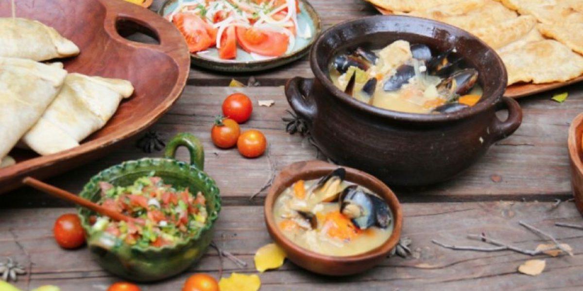 Publimetro Super Chef: Estos son los platillos típicos chilenos