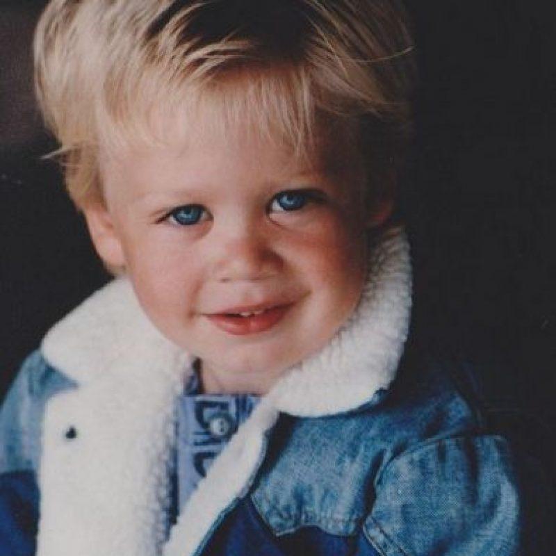 Cody de niño Foto:Vía facebook.com/codywalker/timeline