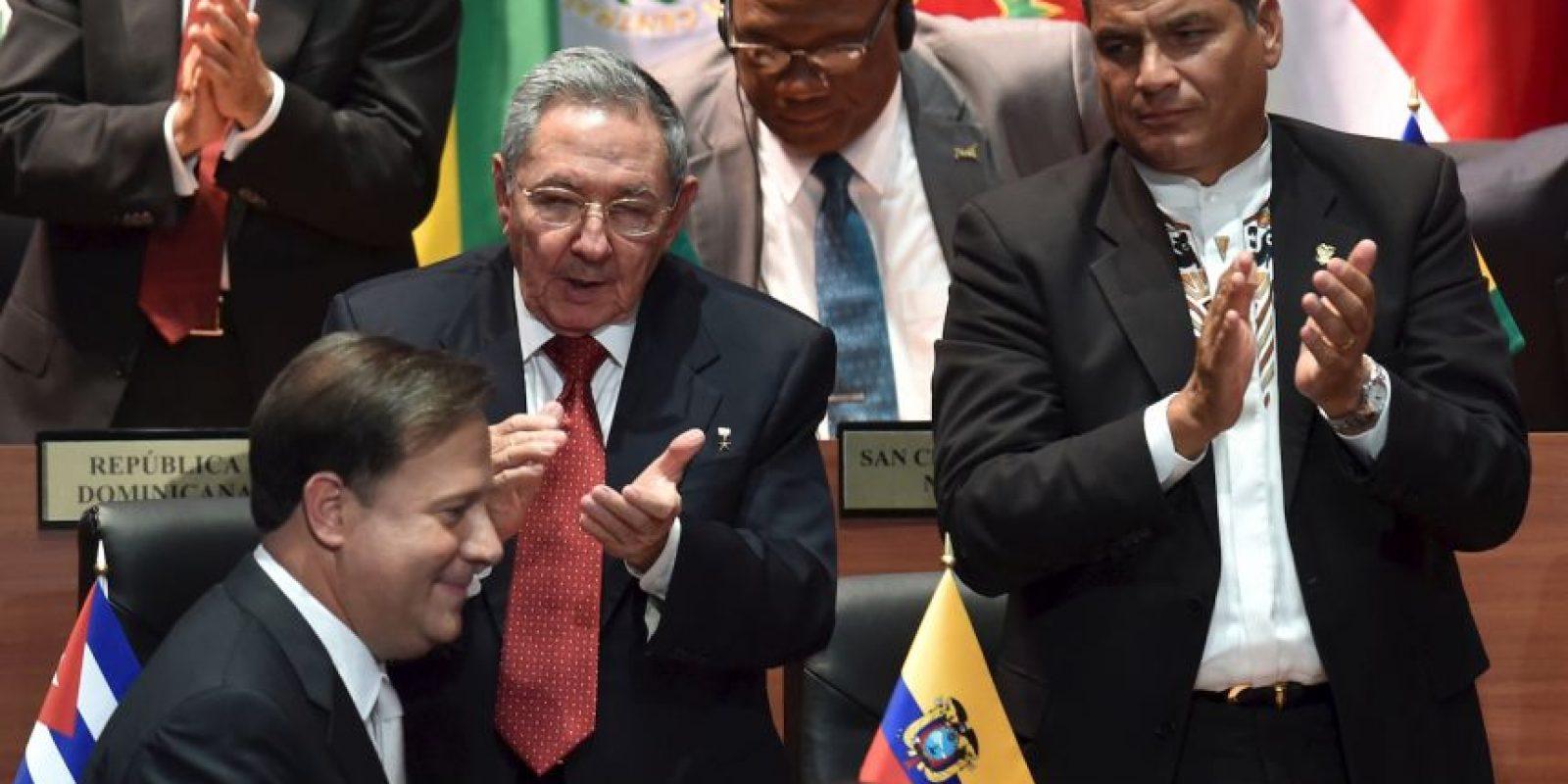 """""""No nos dejararemos que nos colonicen otra vez"""", prosiguió en cuanto al uso y contenido de Internet. Foto:AFP"""