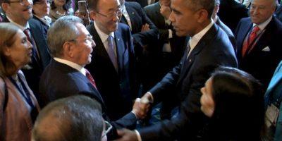Reclamó la orden ejecutiva del presidente Obama hacia Venezuela. Foto:AFP