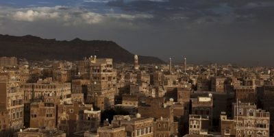 Yemen, oficialmente la República de Yemen es un país bicontinental situado en Oriente próximo y en África. Foto:Getty Images