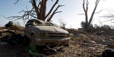Muchas pertenencias se perdieron Foto:Getty Images
