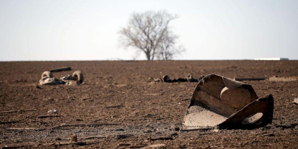 Tornado deja dos muertos en Rochelle pequeño poblado en Illinois
