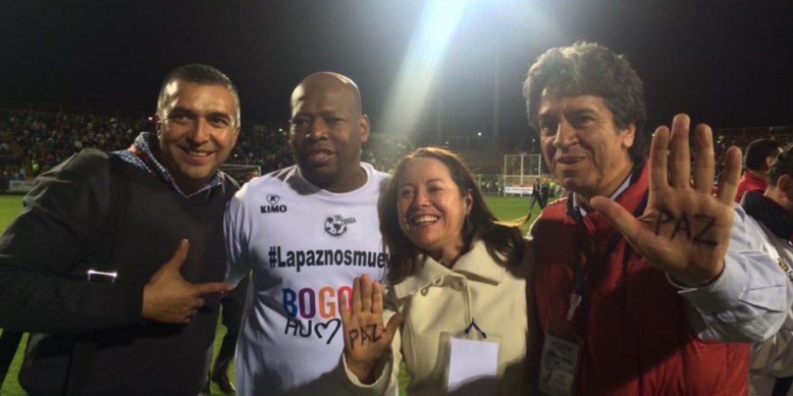Foto:Twitter Gobierno Bogotá
