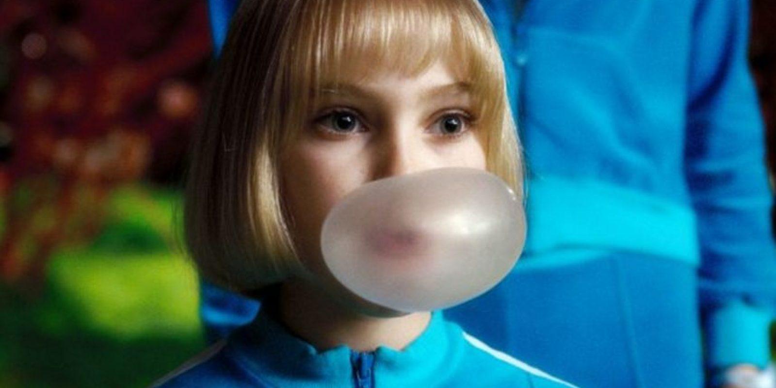 """Violet Beauregarde"" Foto:IMDb"