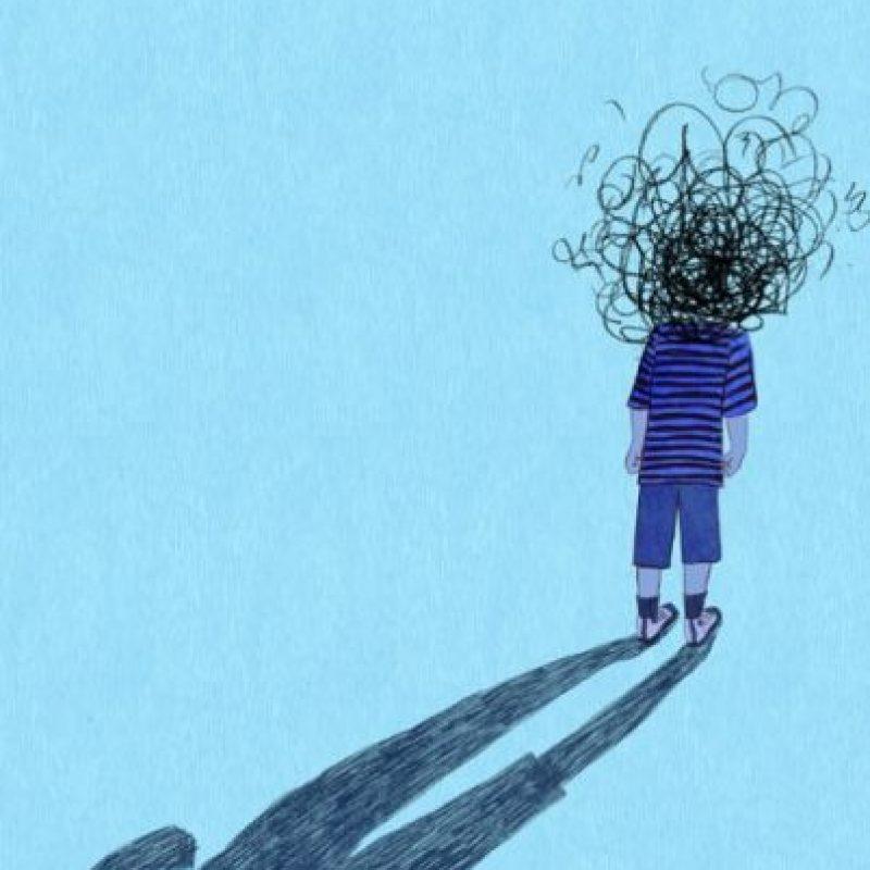 4. Intentos desajustados de autocalma que incluyen desde lastimarse hasta ideas suicidas, intentos de suicidio o consumo de sustancias adictivas. Foto:tumblr.com/tagged/maltrato-infantil