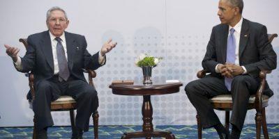 Los dos presidentes encuentran dispuestos a discutir todas las cuestiones pertinentes para el desarrollo de las relaciones para ambos países Foto:AP